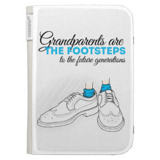 Grandparents are the footsteps to the future gener