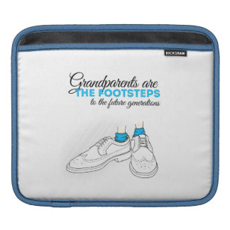 Grandparents are the footsteps to the future gener mangas de iPad