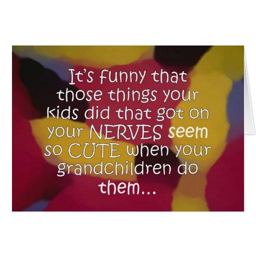 Grandparents Cards