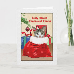 60% Off Grandparents Christmas Cards – Shop Now to Save   Zazzle