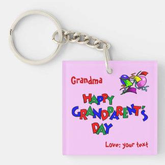 Grandparent's Day - Keychain