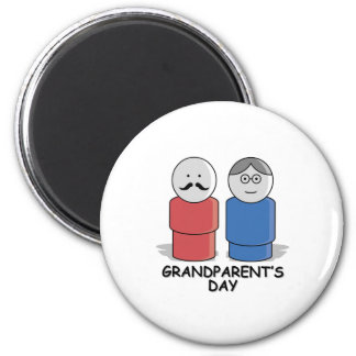 Grandparents Day Magnet