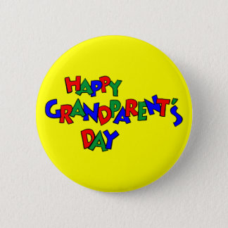 Grandparent's Day - Pinback Button