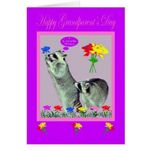 Grandparent's Greeting Card