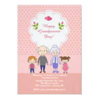 Grandparents' Love Is Endless Card