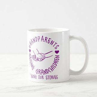 Grandparents Raising Grandchildren Coffee Mug