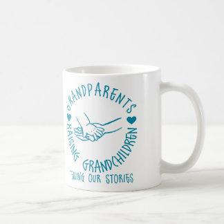 Grandparents Raising Grandchildren Classic White Coffee Mug