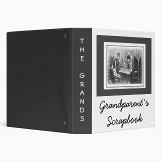 Grandparents  Scrapbook Binder