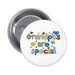 Grandpas are Special Pinback Button