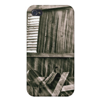 Grandpa's Barn by Uncle Junk iPhone 4 Cover