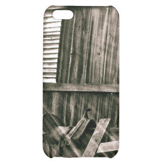 Grandpa's Barn by Uncle Junk iPhone 5C Cover