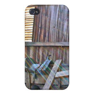 Grandpa's Barn iPhone 4 Covers