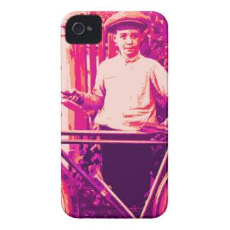 Grandpa's Bike Iphone4 Barely There Case