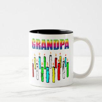 Grandpas Birthday Gifts Mug
