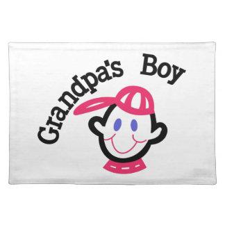 Grandpas Boy Placemat