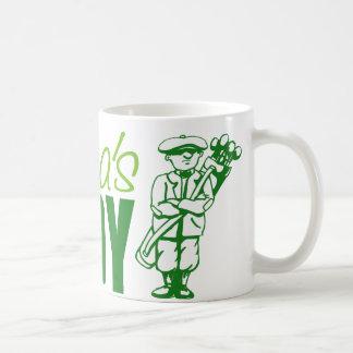 Grandpa's Caddy Coffee Mug
