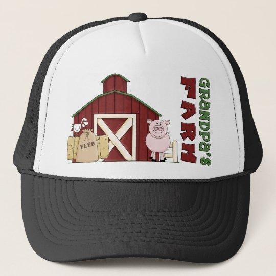 Grandpa's Farm Hat