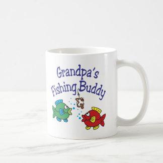 Grandpa's Fishing Buddy Coffee Mug