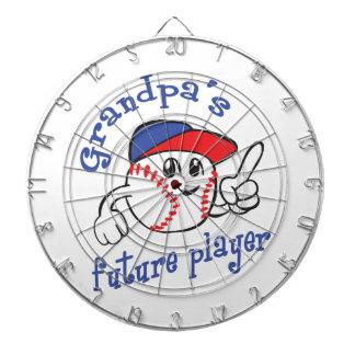 GRANDPAS FUTURE PLAYER DART BOARDS