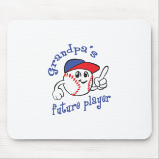GRANDPAS FUTURE PLAYER MOUSE PADS