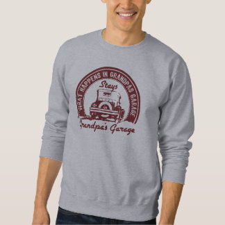 Grandpa's Garage Sweatshirt
