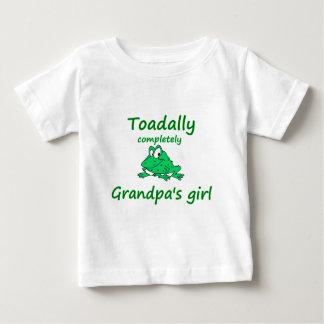 grandpa's girl baby T-Shirt