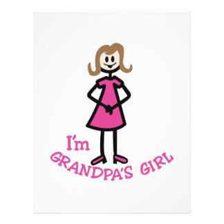 Grandpas Girl Letterhead