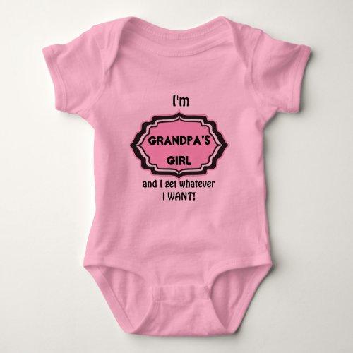Grandpas Girl Shirt
