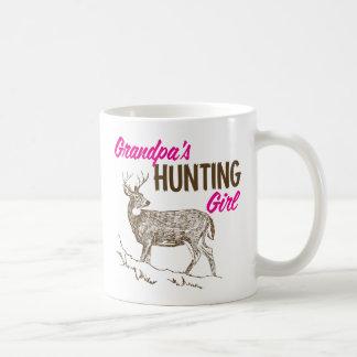 Grandpa's Hunting Girl Coffee Mug