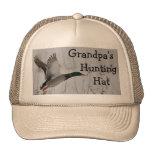 Grandpa's Hunting Hat