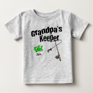 Grandpa's Keeper Jack T-shirt and Gifts