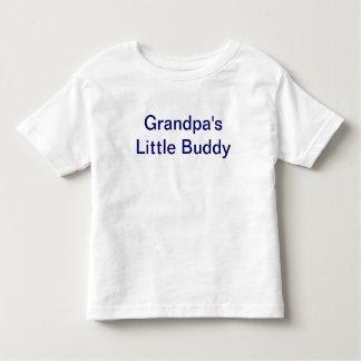 Grandpa's little Buddy Toddler T-shirt
