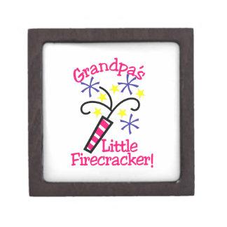 Grandpas Little Firecracker Premium Gift Boxes