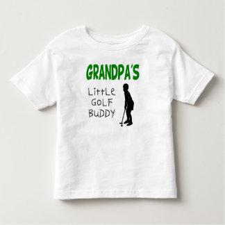 Grandpa's Little Golf Buddy T-shirts