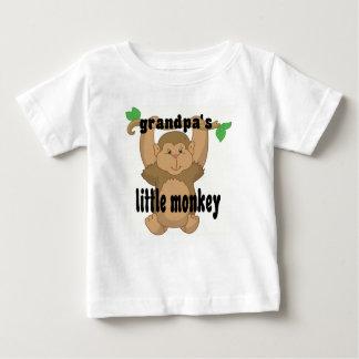 grandpas little monkey baby T-Shirt