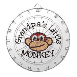 Grandpa's Little Monkey Dart Board