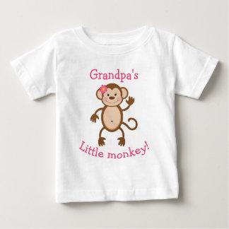 Grandpa's Little Monkey T-shirt