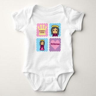 Grandpa's Little Princess T Shirts