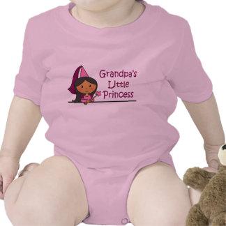 Grandpa's Little Princess T Shirt