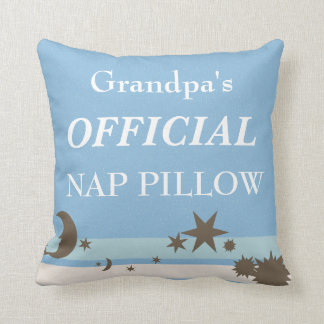Grandpa's Nap Pillow