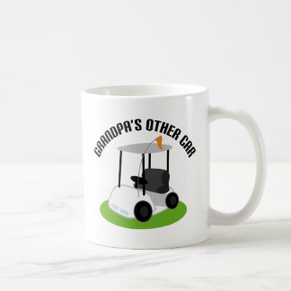 Grandpas Other Car (Golf Cart) Coffee Mug