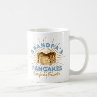 Grandpa's Pancakes Coffee Mug