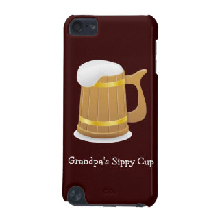 Grandpa's Sippy Beer (customizable) iPod Touch 5G Cases