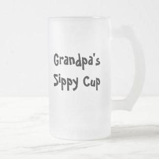 Grandpa's sippy cup