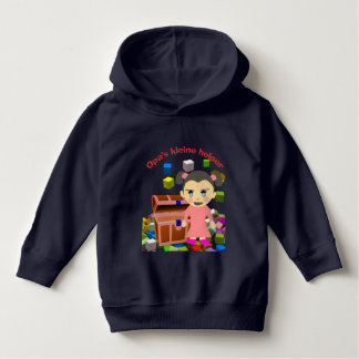 Grandpas small assistant girl hoodie