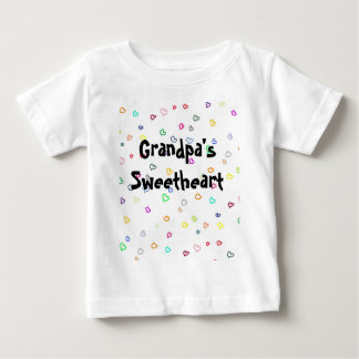 Grandpa's Sweetheart Tshirts