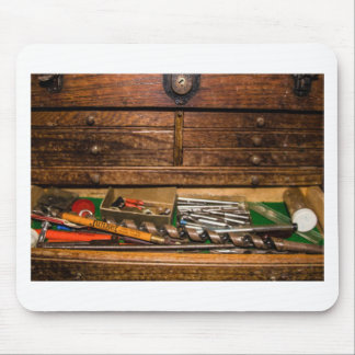 Grandpa's Toolbox Mouse Pad