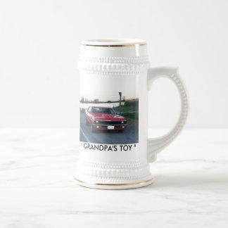 """"""" GRANDPA'S TOY """"  Mug"""