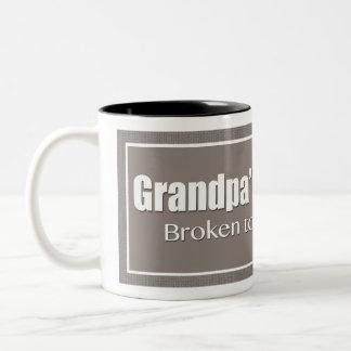 Grandpa's Workshop Mug