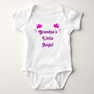 Grandpa'sLittleAngel Baby Bodysuit